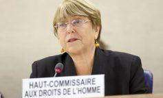 Bachelet emite nuevo informe: me preocupan los altos números de muertes de jóvenes