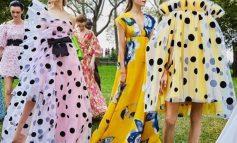 Carolina Herrera lleva brillante colección floral a la Semana de Moda Nueva York