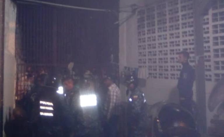 Más de 20 presos se fugaron de la sede de la PNB de Boleíta en Caracas