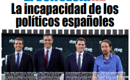 Madrid (del 19 de septiembre al 2 de octubre)