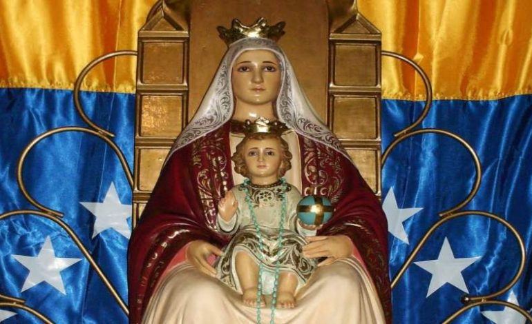 Este #11Sep se cumplen 367 años de la aparación de la Virgen de Nuestra Señora de Coromoto, Patrona de Venezuela