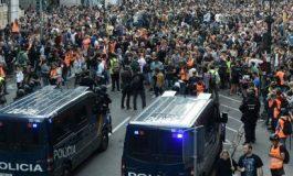 Nueva protesta independentista mantiene a Barcelona en tensión