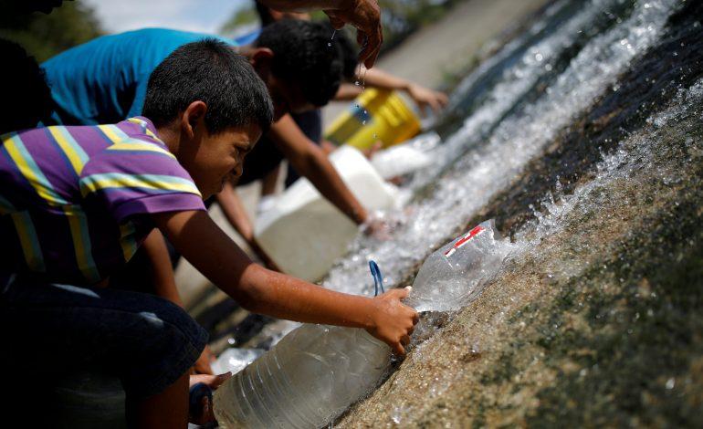 Agua de Caracas es un criadero de epidemias