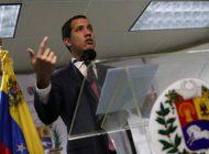 Guaidó reiteró que el uso de la fuerza, para resolver la crisis que azota al país, aún está sobre la mesa