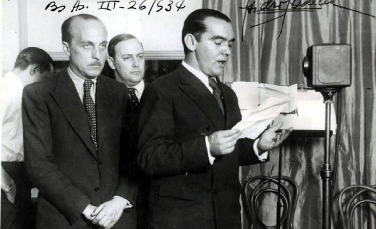 Lorca y sus seis meses en Buenos Aires, León Magno Montiel