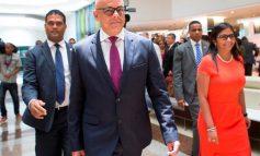 Jorge Rodríguez acusó a Guaidó de buscar dinero en el extranjero para desestabilizar a Venezuela