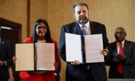 """Chavismo afirma que mesa de diálogo ha logrado """"avances vertiginosos"""""""