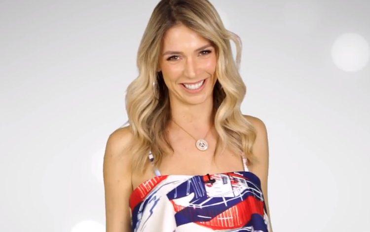 La venezolana Alessandra Villegas será la nueva imagen de Crystal Paths