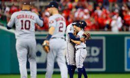 Astros de Houston a un triunfo del título de la Serie Mundial
