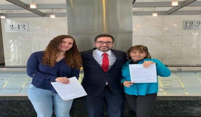 Familiares de Óscar Pérez recibieron asilo político en Estados Unidos