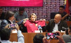 Pamela Conti expresó su fe en la Vinotinto femenina y colocó la mirada en Mundial 2023
