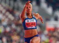 World Athetics ratifica récord mundial de la venezolana Yulimar Rojas