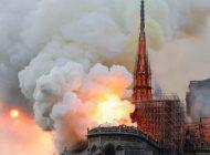 El incendio de Notre Dame tendrá su serie de televisión