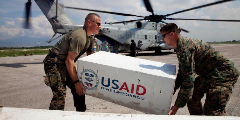 Usaid aclaró que Presidencia (E) de Venezuela no ha manejado dinero de Ayuda Humanitaria