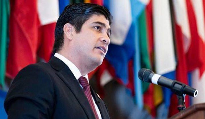 Costa Rica se postula al Consejo de DD.HH. para impedir elección del madurismo