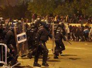 Más de 90 heridos y 33 detenidos en últimos disturbios de Cataluña
