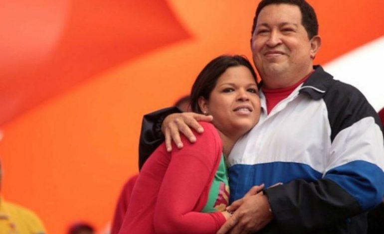 """Esta era la vida de """"pobre"""" que llevaba la hija de Chávez"""