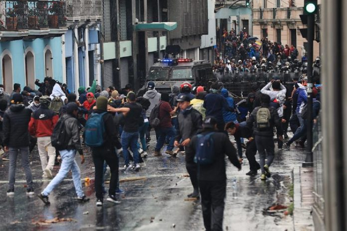 Siete países responsabilizan a Maduro de querer desestabilizar a la región