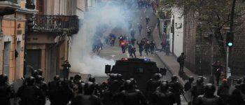 ¡Descaro! El régimen chavista repudia represión contra políticos y manifestantes ecuatorianos