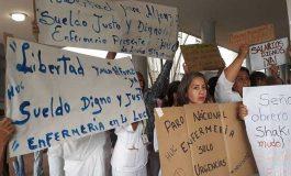 El hospital de niños en Caracas se sumó al paro de enfermeros