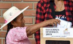 Evo gana en Bolivia, pero iría a inédita segunda vuelta