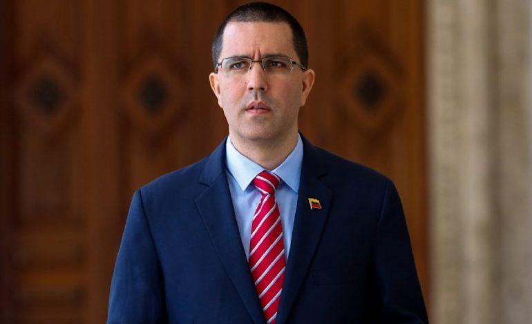 ¡Le dolió! Arreaza condenó sanciones de EEUU contra Parra y la Fracción CLAP