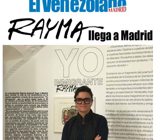 Madrid (del 3 al 16 de octubre)