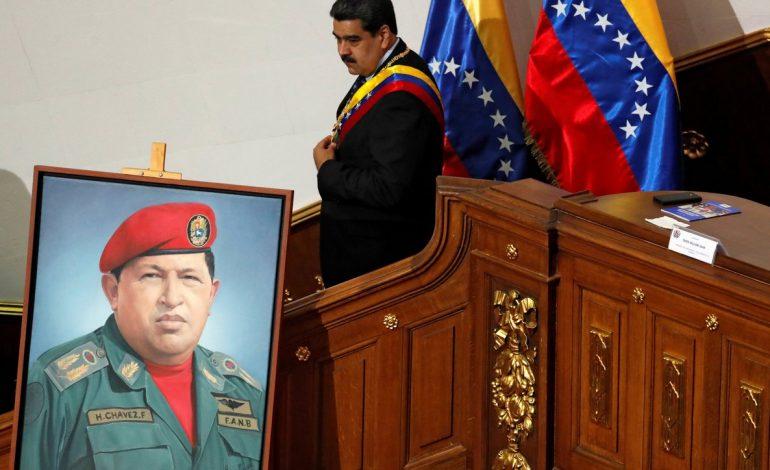 Chávez vive, por Hermann Alvino