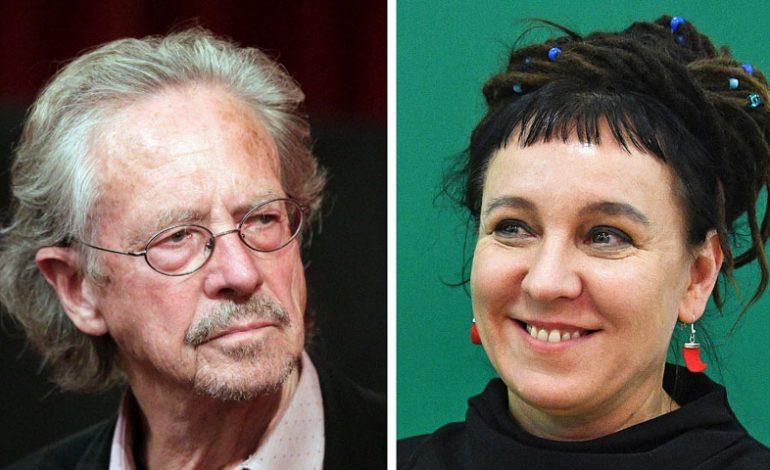 Austríaco Handke y polaca Tokarczuk ganaron el Nobel de Literatura