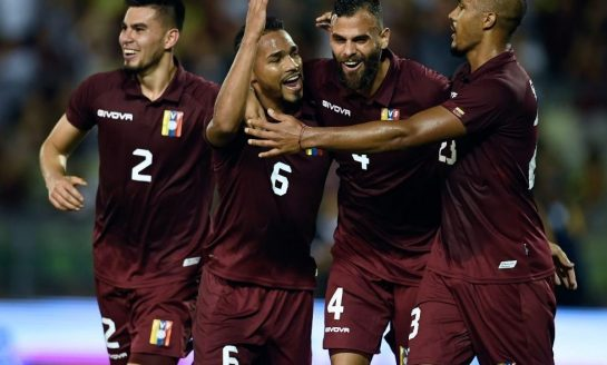¡Orgullo! Selección Vinotinto goleó 4-1 a Bolivia en su regreso a Caracas