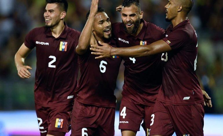 Venezuela alcanza su mejor posición en ranking FIFA tras victoria ante Japón