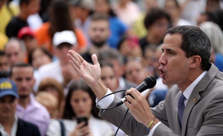 Guaidó: Sí hace falta la fuerza para salir del régimen