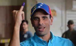 Henrique Capriles está esperando una hija con reconocida conductora de Tv