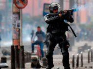 Tres sectores de Bogotá en toque de queda por disturbios