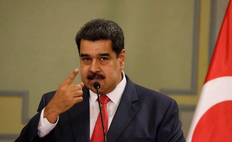 Maduro vuelve a amenazar a Guaidó con cárcel
