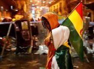 Bolivia amanece en medio de la incertidumbre tras la renuncia de Evo Morales