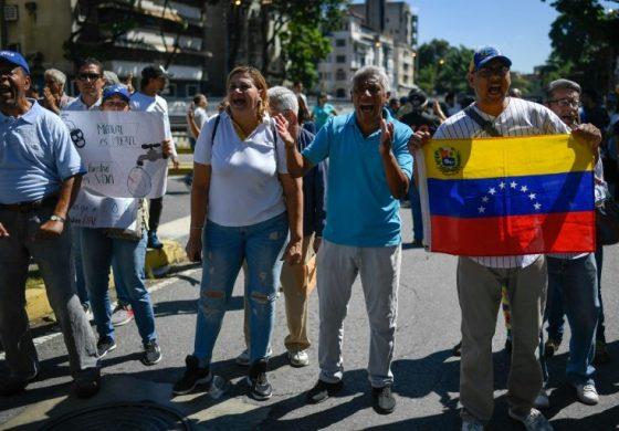 ¿Se enfrió la calle? Convocatoria de Guaidó para este lunes tuvo poca acogida