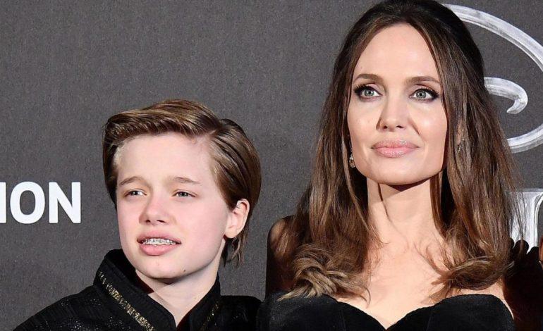 Brad y Angelina Jolie cambiarán el nombre de su hija trans