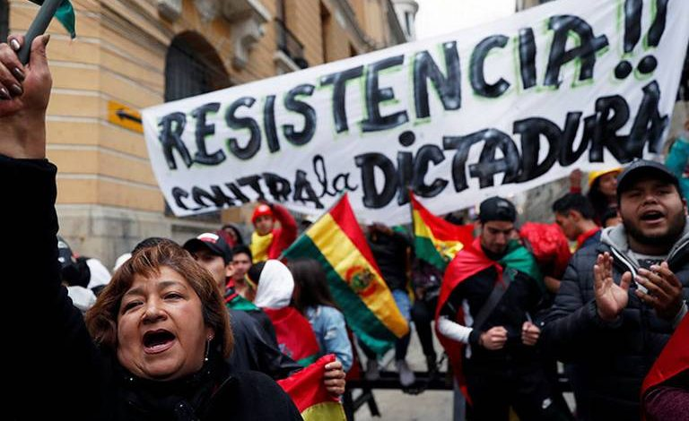 México recibe solicitudes de asilo de Bolivia, según el Secretario de Relaciones Exteriores