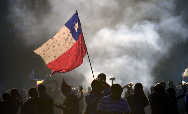 Policías chilenos fueron imputados por torturar a manifestantes
