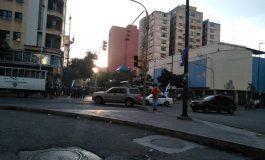 ¿Miedo? Funcionarios del régimen de Maduro se desplegó en Caracas