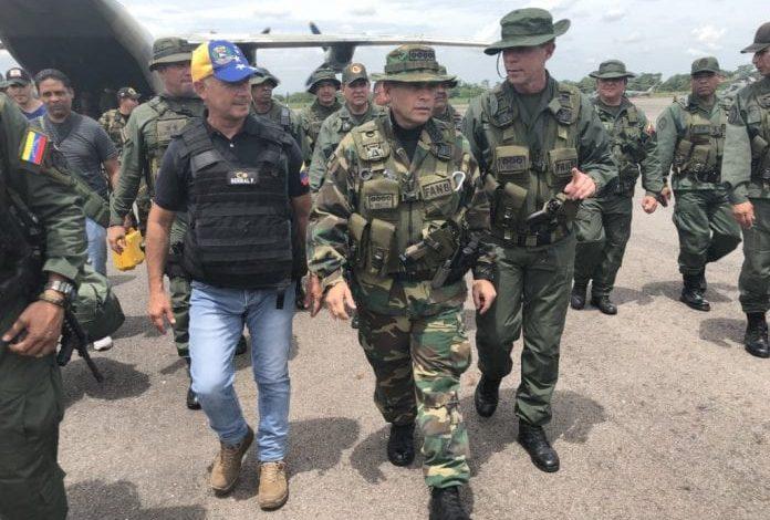 Freddy Bernal: Por esta frontera no ingresará el enemigo