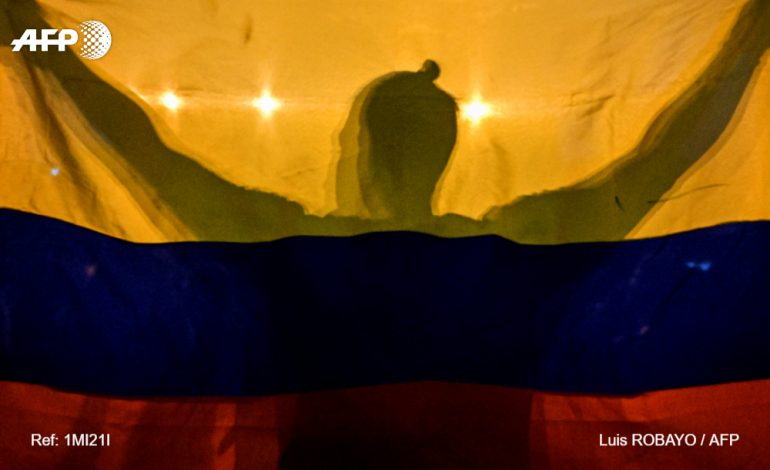 Convocan a nueva huelga en una Colombia revuelta por seis días de protestas