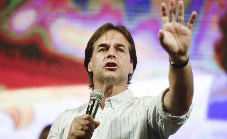 Lacalle Pou anuncia que Uruguay se retirará del Mecanismo de Montevideo