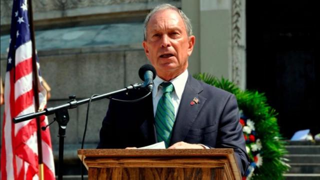 Michael Bloomberg considera postularse a la presidencia de EEUU contra Trump en 2020