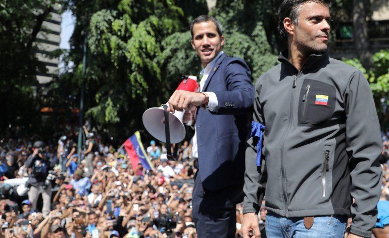 Calderón Bertí responsabilizó a Leopoldo López por errores en el interinato
