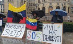 Venezolanos en el mundo protestan contra el régimen de Nicolás Maduro