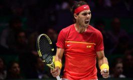 Nadal: La Copa ATP no es una preparación para el Abierto de Australia