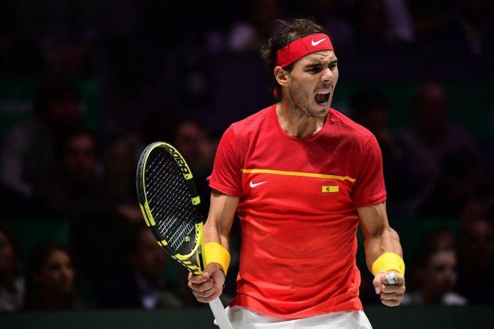 España conquistó la Copa Davis por sexta vez guiados por un Nadal pletórico