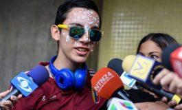 Rufo Chacón: Pido ayuda para la libertad de Venezuela